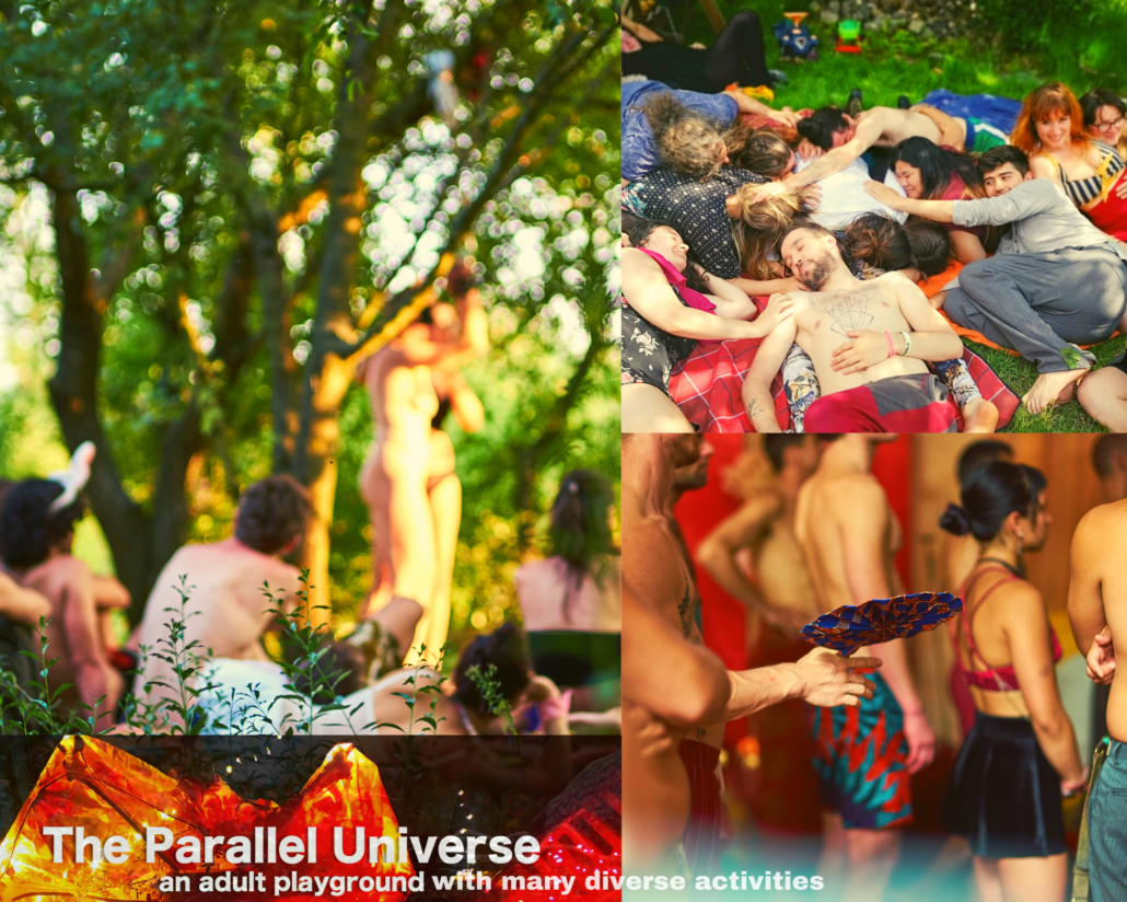 The Parallel Universe – an adult playground